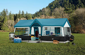 Family Tent For Camping